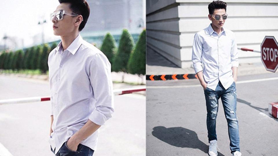 ăn mặc phù hợp với trang phục và vóc dáng