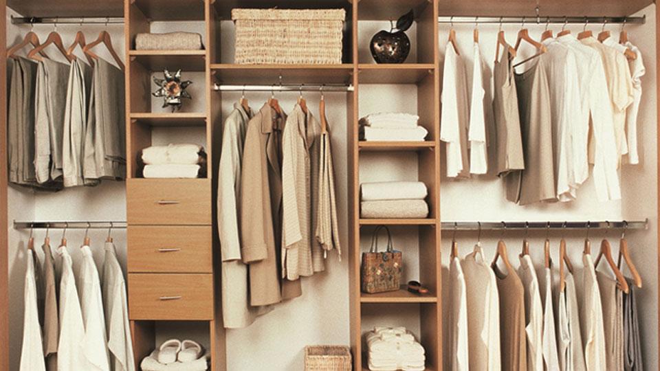 tủ đồ quần áo nam