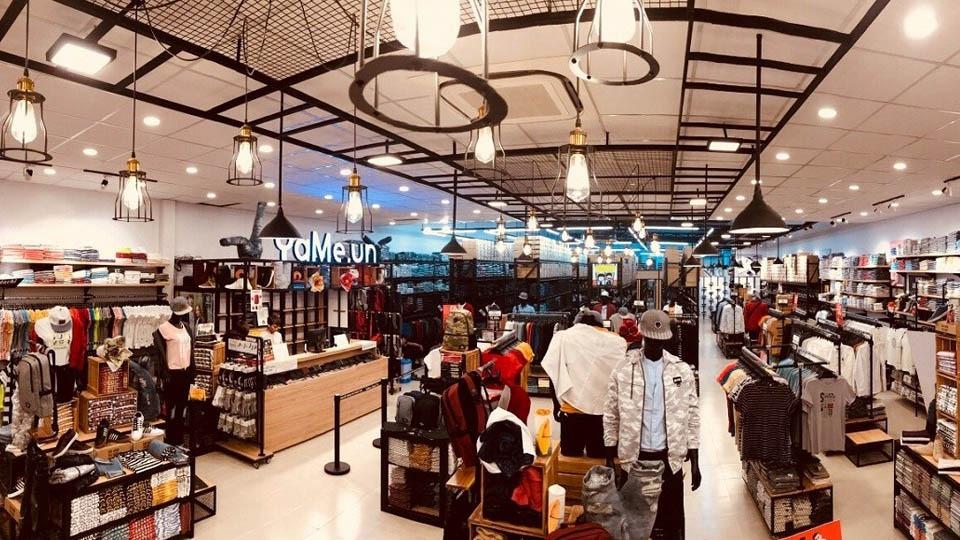 cửa hàng yame