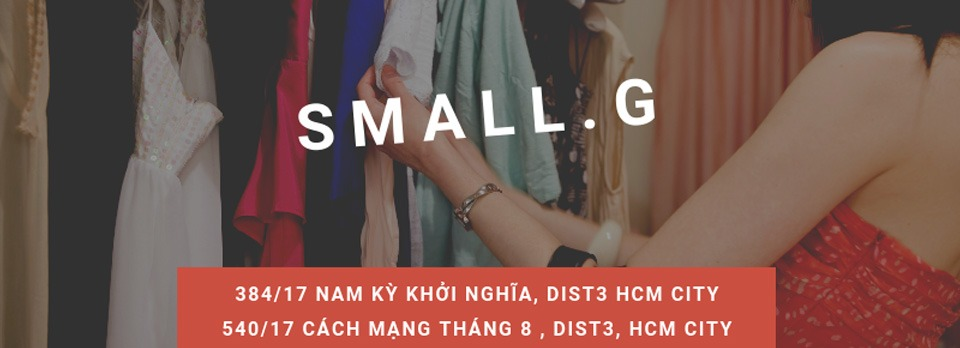 small.g shop